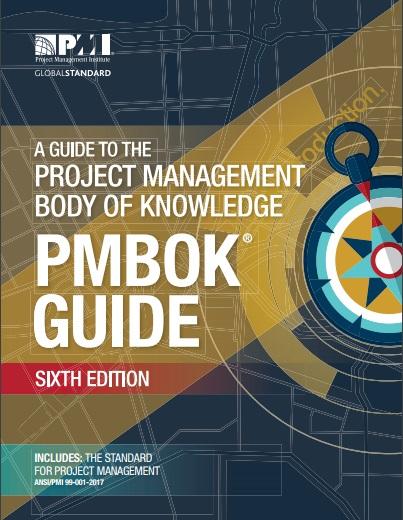 pmbok 第 六 版 英文 版 下载